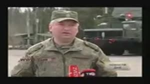"""""""اس ۵۰۰"""" در راه تحویل به ارتش روسیه"""