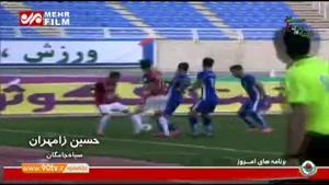 ترین های هفته ۲۶ لیگ برتر ایران