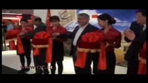 برگزاری نمایشگاه مشترک کتابخانه های ملی ایران و چین در پکن