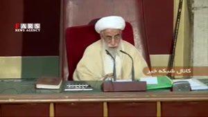 آیت الله جنتی: دشمن میخواهد مشکلات اقتصادی را به گردن رهبر انقلاب بیاندازد