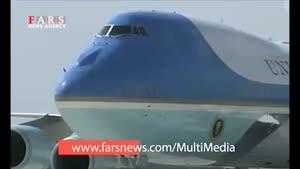 استقبال جنجالی از اوباما در چین