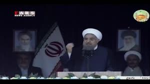 روحانی: بنگاههای اقتصادی تازه تاسیس داخلی ۶ماه تا یکسال دیگر جوانان را جذب خواهند کرد/ زمینه را برای جذب سرمایه گذار خارجی فراهم کردیم
