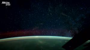 فیلم/ تصویر برداری از زمین با دوربین ۴K