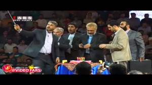 شوخی با سلفی جنجالی نمایندگان مجلس در جشن دکتر سلام