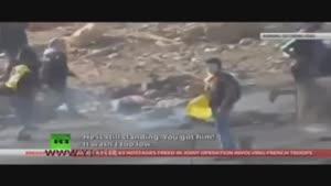 هدف قرار دادن فلسطینیان توسط نظامیان رژیم صهیونیستی برای سرگرمی