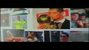 کریس رونالدو پسر بچه ایرانی را سورپرایز کرد