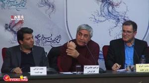 حاتمیکیا: به حاج قاسم سلیمانی اعتراض کردم/ برخی به ما متلک میانداختند که چرا نمیروی سوریه
