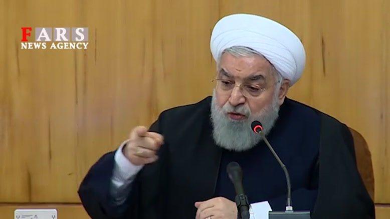 روحانی: کالاهای اساسی با ارز 4200 تومانی درست به دست مردم نمیرسد