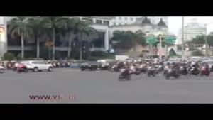 اجرای طرح زوج و فرد در پر ترافیکترین پایتخت جهان
