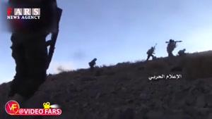 عملیات نیروهای مقاومت علیه داعشیها