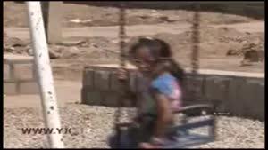 کودکان شلمچه، قربانی بمب های شیمیایی
