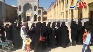 فیلم/ حماسه حضور مردم شیراز