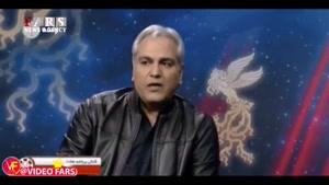 سوال رشیدپور از مهران مدیری/ چرا مدیری در دولت قبل انتقاد نمیکرد؟