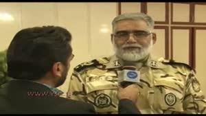 تمهیدات نیروی زمینی ارتش در مرز برای زائران