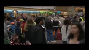 اعتصاب صدها نفر از خلبانان سبب سرگردانی هزاران مسافر شد