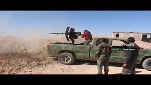 عملیات ضد تروریستی ارتش سوریه در حومه حمص