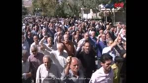 فیلم/ راهپیمایی مردم استان سمنان در محکومیت جنایات آل سعود