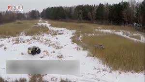خودروی جدید ارتش روسیه