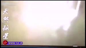 آتش گرفتن چند کارگر بر اثر انفجار مخزن گاز