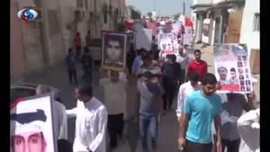 فیلم/ تظاهرات ضد دولتی و ضد سعودی مردم بحرین