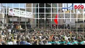 فیلم/ برگزاری آئین کهن مذهبی قالیشویان در دلیجان