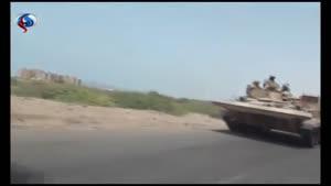 فیلم/ورود نیروهای آمریکایی به جنوب یمن