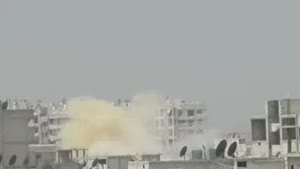 فیلم/اذعان تروریست ها به استفاده از سلاح ممنوعه در حلب