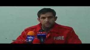 چرا در حادثه پلاسکو از هلیکوپتر آتشنشان استفاده نشد؟