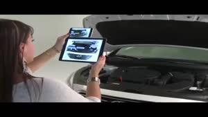 فیلم/ این خودرو با دفترچههای واقعیت مجازی عرضه میشود