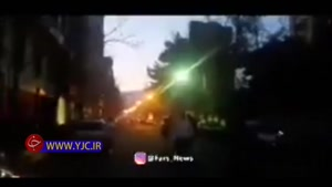 ابراز خوشحالی دراویش گنابادی پس از جنایت در تهران