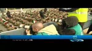 جشن انقلاب از قاب دوربین خبرنگاران خارجی