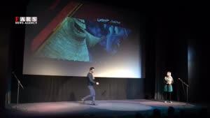 دوبله زنده انیمیشن «هتل ترانسیلوانیا ۲» در سینما/ تصویر دوبلورهایی که صدایشان آشناست