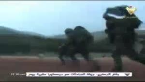 فیلم/هراس صهیونیستها از افزایش توان حزب الله لبنان