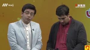 توضیحات فرزاد حسنی درباره توهین در برنامه اکسیر/ حساب ما با دروغگویان سر پل صراط!