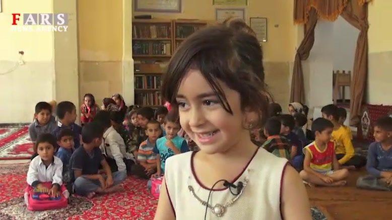 حال و هوای دنیای کودکان سرپلذهابی پس از زلزله