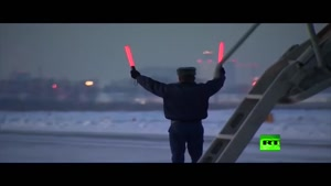 فیلم/اعزام نیروهای ویژه روسی به «حلب» برای مینروبی