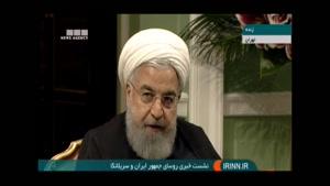 روحانی: اگر ۵ کشور به ایران تضمین بدهند برجام باقی خواهد ماند