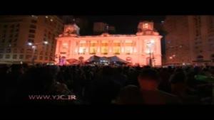 تظاهرات هزاران نفری مردم برزیل در حمایت از دیلما روسف