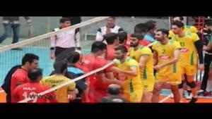 مازندران صاحب بیشترین تیم والیبال در لیگ پس از تهران