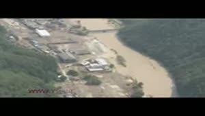 توفان سهمگین ژاپن جان ۹ نفر در خانه سالمندان را گرفت