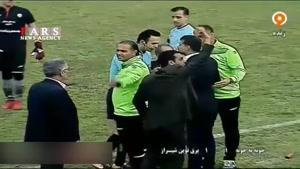 درگیری سرپرست «خونه به خونه» با مسئول لیگ برتر