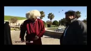 گفتگوی علی ضیاء با پدر سردار آزمون
