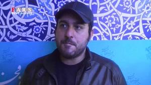 محسن کیایی: دوست دارم سالی یک فیلم کمدی بازی کنم