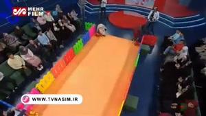 مسابقه هیجان انگیز کودکان در خندوانه