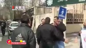 جنایت داعشگونه دراویش در خیابان پاسداران/ از خط و نشان برای پلیس تا حمله وحشیانه با اتوبوس دیوانه