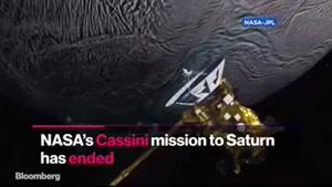 فضاپیمای«کاسینی» به زحل رسید/ ماموریت پایان یافت