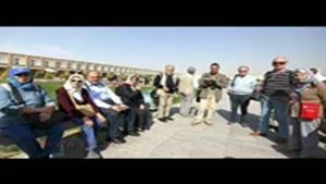 امنیت فرش قرمز ایران برای گردشگران خارجی