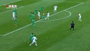 گل دوم تیم ملی فوتبال ایران در مقابل ترکمنستان