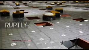 استخدام رباتها برای کار در اداره پست