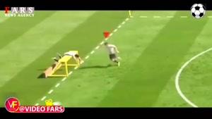 باگهای خندهدار بازی FIFA و PES